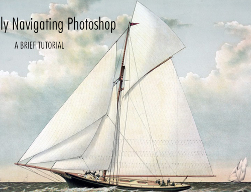 Artfully Navigating Photoshop