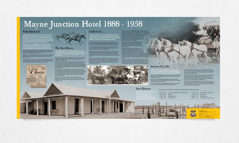 interp mayne junction hotel