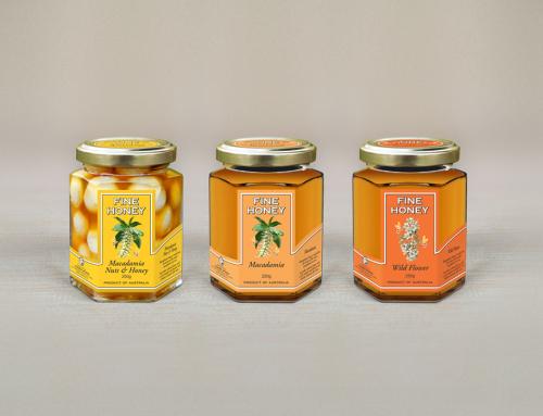Tyagarah Apiaries Culinary Honey Range