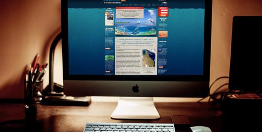 great barrier reef blog website
